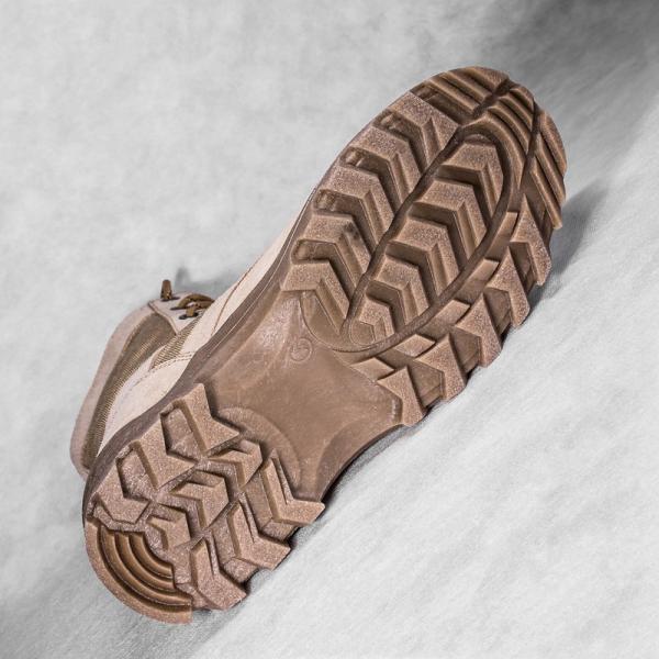 Ботинок с высоким берцем.  - AICUS - Кусинская обувная компания